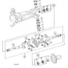 Мастило ремонтне поліуретанове RE64225