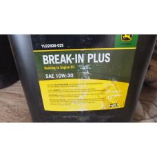 Олива моторна обкаточна John Deere 10w-30 Break-in-Plus YU22939-020 / YU22939-200 / YU22939-050