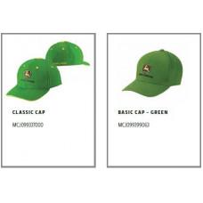 Кепка класична MCJ099337000, Кепка основна-зелена MCJ099399063