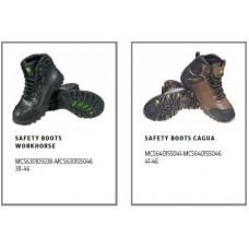 Ботінки захисні MCS630105038-MCS630105046 38-46, MCS640155041-MCS640155046 41-46